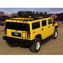 GOBI Hummer H2 8 Foot Roof Rack