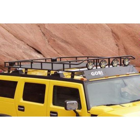 GOBI Hummer H2 8 Foot Roof Rack