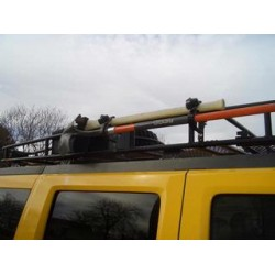 GOBI Hummer H2 Axe/Shovel Attachment