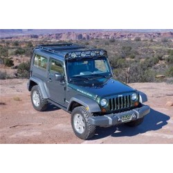 GOBI Jeep Wrangler JK 07-Up 2 Door Roof Rack