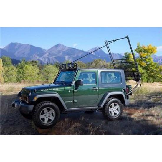 GOBI Jeep Wrangler JK 07-Up 2 Door Roof Rack