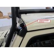 GOBI Jeep JK Front  Windshield Body Protection Isolators