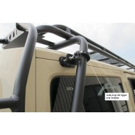 Gobi Jeep JK Rear Upper Roof Rack Isolators