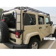 Gobi Jeep JK Rear Upper Roof Rack Isolators