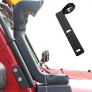 GOBI Jeep JK Support Bracket for Rugged Ridge Snorkel