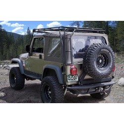 GOBI Jeep Wrangler TJ Roof Rack