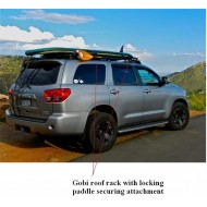 GOBI Toyota Sequoia Axe/Shovel or Paddle Attachment