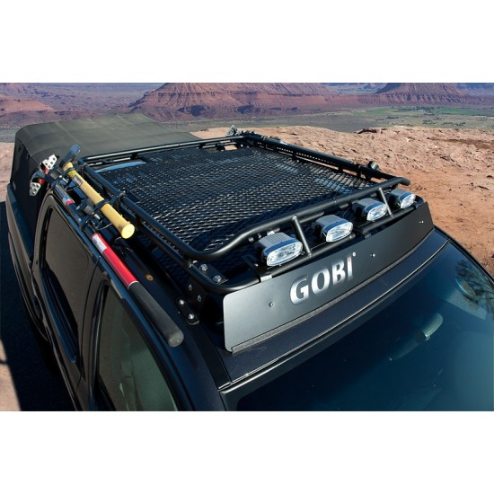 Gobi Toyota Tacoma 4 Door Double Cab Roof Rack