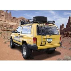 GOBI Jeep Cherokee XJ Rear Ladder