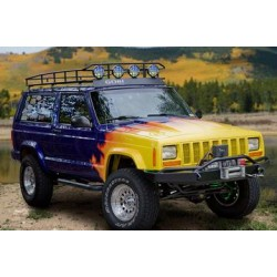 GOBI Jeep Cherokee XJ Roof Rack