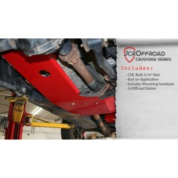 JcrOffroad Jeep JK Engine Skid Plate