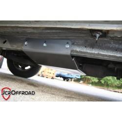 JcrOffroad Jeep XJ Transfer Case Skid Plate