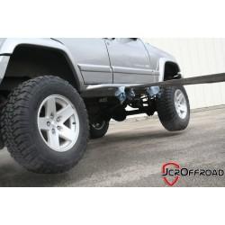 JcrOffroad Jeep XJ Ultimate Sliders Deluxe