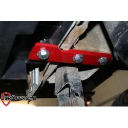 JcrOffroad Jeep XJ Rear Unibody Tie-in Bracket