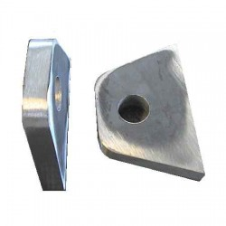 JcrOffroad Weld On D-Ring Tabs (Pair)