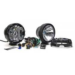 "KC HiLiTES Pro-Sport HID 6"" Long Range Light Kit"
