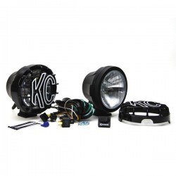 "KC HiLiTES Pro-Sport HID 6"" Driving Light Kit"