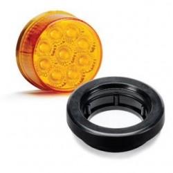 KC HiLiTES LED Side Marker Kit Amber