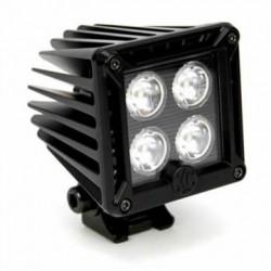 """KC HiLiTES LZR LED 3"""" Cube Series Spot Light"""
