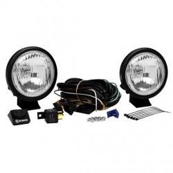 """KC HiLiTES 5"""" Apollo Series Driving Light Kit Black"""
