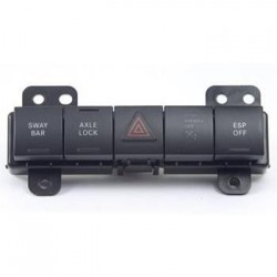 Mopar Jeep JK 07-10 OEM Rubicon Edition Switch Pod