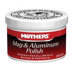 Mothers Mag and Aluminum Polish 10 oz
