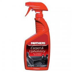 Mothers Carpet and Upholstery Cleaner 24 oz