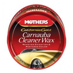 Mothers California Gold Carnauba Cleaner Wax Paste 12 oz