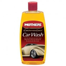 Mothers California Gold Car Wash 16 oz