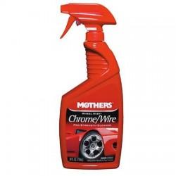 Mothers Chrome Wheel Cleaner Spray 24 oz