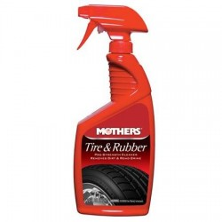 Mothers Tire and Rubber Cleaner 24 oz