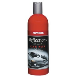 Mothers Reflections Car Wax 16 oz