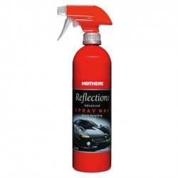 Mothers Reflections Spray Wax 24 oz