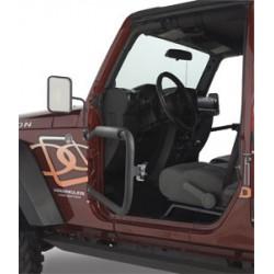 Olympic 4x4 Jeep JK 07-Up 2-Dr Safari Doors