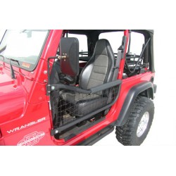 Olympic 4x4 Jeep TJ/LJ 97-06 Safari Doors
