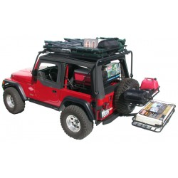 Olympic 4x4 Jeep TJ 97-06 Dave's Rack