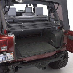 Olympic 4x4 Jeep JK 07-Up 4-Dr Quick N Easy Rack