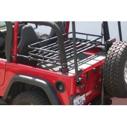 Olympic 4x4 Jeep TJ 97-06 Mountaineer Rack