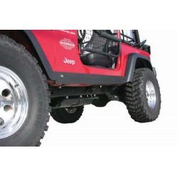 Olympic 4x4 Jeep TJ 97-06 Heavy Duty Rocker Guards