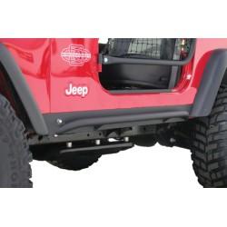 Olympic 4x4 Jeep TJ 97-06 A/T Slider Rock Rails
