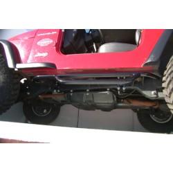 Olympic 4x4 Jeep LJ 04-06 Reversa Bars