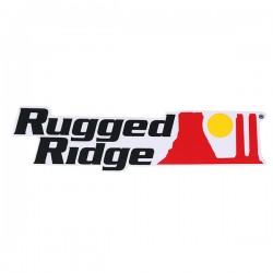 Rugged Ridge Vinyl Decal Black