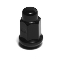OMIX-ADA Black 1/2-20 Thread Wheel Lug Nut