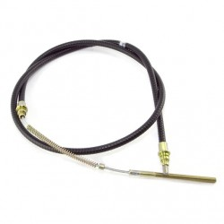 OMIX-ADA Jeep CJ5 72-75 Emergency Brake Cable Front To Equalizer