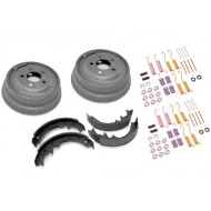 "OMIX-ADA Jeep YJ, XJ 84-89 Rear Drum Brake Rebuild Kit D35 10"" x 1.75"""