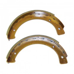 OMIX-ADA Willys, Jeep 41-71 Emergency Brake Shoes