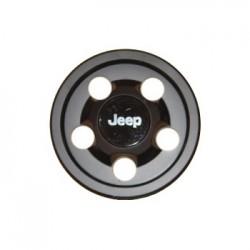 OMIX-ADA Jeep TJ, YJ 87-06 Wheel Hub Cap