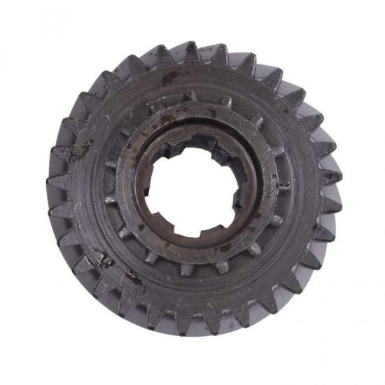 OMIX-ADA Jeep 52-71 Main Shaft Gear 29 Tooth 6 Spline18-8-23 (Dana 18)