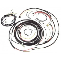 OMIX-ADA Jeep CJ3A 48-53 Wiring Harness (Without Turn Signals)