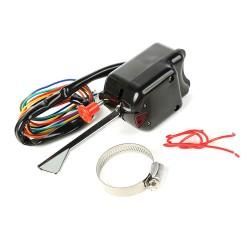 OMIX-ADA Willys, Jeep 46-71 Turn Signal Switch Black